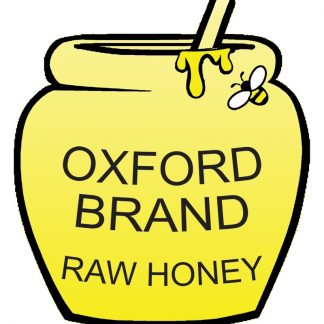 Oxford brand raw honey logo